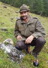 Portrait von Stefan Jenewein