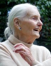 Portrait von Erna Schröder